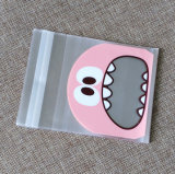 Sacos do empacotamento plástico da impressão dos desenhos animados para brinquedos