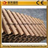 Jinlong 7090/5090 korrosionsbeständiger Verdampfungskühlung-Auflage-/Wasser-Vorhang mit ISO-Bescheinigung