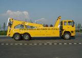 De professionele Slepende Vrachtwagen van Wrecker van de Straat van Isuzu van de Levering van 15tons