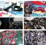Déchets textiles Shredder Fournisseur d'or