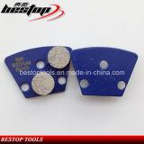 Ботинки мраморный диаманта меля с двойными полируя этапами