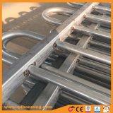 Bucle Anti-Rust duradera tubular de acero superior Garen valla