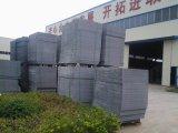 Plastikladeplatten für den Ziegelstein-Block, der Maschine herstellt