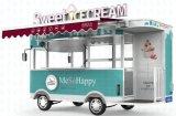 Camion mobile économique et pratique de nourriture avec le bon modèle