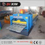 Dx a glacé la tuile de toit de couleur formant la machine pour la construction en métal