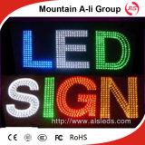 Caractères LED, éclairage LED Lampes mots Logo