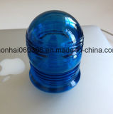 ホウケイ酸塩ガラスのガラス鐘のドーム