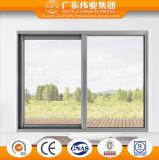 Porta deslizante de alumínio do trilho do preço da parte inferior do fabricante de Foshan