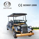 Vehículo de pasajeros eléctrico barato de 8 asientos para la venta