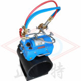 Magnetischer Rohr-Ausschnitt-Maschinen-Gas-Rohr-Scherblock
