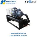 40HP 200HP parafuso arrefecidos a água Chiller com Compressor Bizter