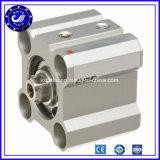 Цилиндр воздуха стандартного малого высокого давления ISO6431 Compressed одиночный действующий пневматический