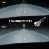 トラックおよびハイ・ロービームLEDヘッドライトのためのLEDのヘッドライトの球根が付いている最も明るいヘッドライトの球根