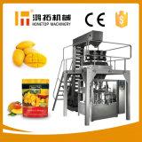 가득 차있는 자동적인 마른 과일 포장 기계