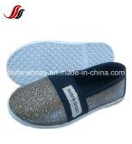 Le Slip-on neuf d'injection d'enfants d'arrivée chausse les chaussures occasionnelles personnalisées (HP-7)