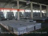 12V100AH recargable, sistema de Energía Solar de batería de almacenamiento de gel