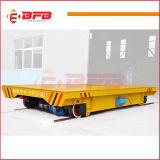 鉄道の転送のための平床式トレーラーの鋳物場のプラント輸送のボギー