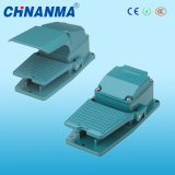 10A 250VAC heller industrieller Fuss-Aluminiumschalter