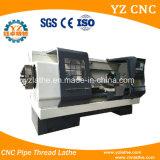 선반 기계 금 공급자 CNC 관 스레드 선반 기계 CNC 제조자