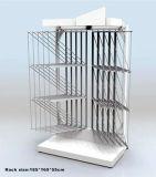 Dispositif d'affichage personnalisé quartz laminés carrelage de marbre Présentoir en métal/Quartz Stone affichage/affichage des carreaux en céramique