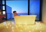 Bañera libre de acrílico plástica de la bañera de la calidad
