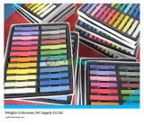 24colors Soft Pastels Craie des cheveux