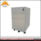 Шкаф для картотеки металла ящиков постамента 3 офиса передвижной