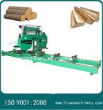 La bande Hc600 horizontale a vu pour la bande en bois a vu la machine