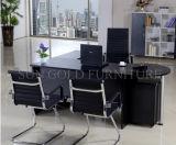 日曜日の金は決め付ける事務机を木の贅沢なオフィス表(SZ-ODT657)と