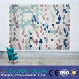 100% umweltfreundlicher Holzwolle-Kleber-akustische Wand für Gymnastik