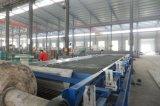 Machine de asséchage de cambouis idéal de filtre de presse de courroie