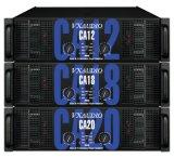 2*1300Wの3u専門の電力増幅器(CA 20)
