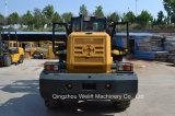 Uitstekende kwaliteit van de Vorkheftruck van het Terrein van 3.5 Ton de Ruwe met Motor Xinchai