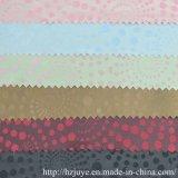 Tissu à doublure jacquard Polyester-Viscose pour vêtements