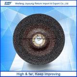 ステンレス鋼のための高い働き効率のダイヤモンドの粉砕車輪