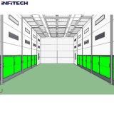 Отель Infitech аэрозольная краска для выпекания стенд/используются промышленные краски стенд для крупных деталей