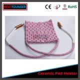 パッドのヒーターのためのピンクの陶磁器の主体のビード