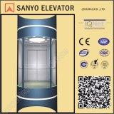 LMR ascenseur rond de panorama de 180 degrés (modèle : SY-GB-2)