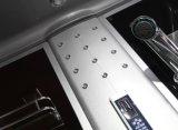 Gabinete de chuveiro de vidro de tela cinza Adl-8301