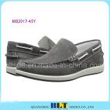 De nouvelles chaussures de cuir imperméable populaire bateau