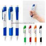 Grands stylos bille en plastique promotionnels