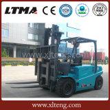 Ltma 4,5 Ton Carretilla elevadora eléctrica con batería recargable