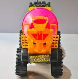 高品質の男の子のための最もよいギフトの合金のセメントポンプトラックモデルおもちゃ