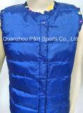 熱い販売の冬は卸し売りニューヨークの女性によってパッドを入れられるジャケットに着せる