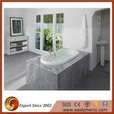 Pedra de quartzo artificial para banheiro