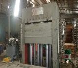 Máquina quente moldada da imprensa da pele da porta de HDF/MDF