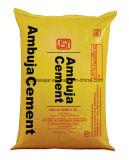 Китай PP ТКАНОГО ЭБУ подушек безопасности/Крафт мешок для цемента, порошок, муку, рис, удобрений, продовольствия и питания, песка