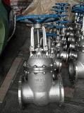 Valvola industriale della valvola a saracinesca dell'ANSI CF8