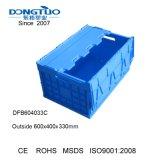Engradado de dobragem de plástico, Caixa de Armazenamento Recolhível Caixa dobrável