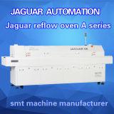Хозяйственная печь Reflow горячего воздуха машины SMT для агрегата пробки СИД